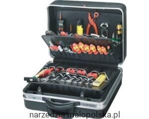 28dee7fd20ee8 Walizka narzędziowa na kółkach z kieszonkami, obciążenie do 30 kg Parat  Classic Roller Case 489.600